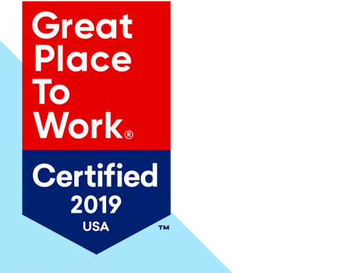 Nationwide Mortgage Bankers, Inc. named a great place to work