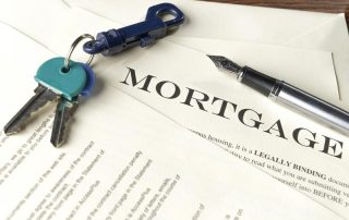 mortgage application pen key