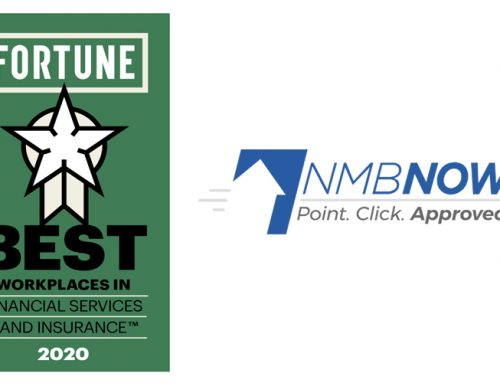 Nationwide Mortgage Bankers Named the #1 Ranked Mortgage Company in the Small & Medium category of the 2020 Best Workplaces in Financial Services & Insurance by Fortune and Great Place to Work®